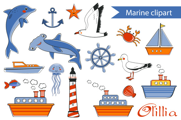 Marine Set