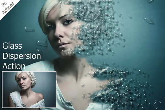 Glass Dispersion Ps Action
