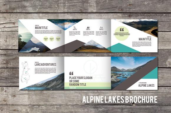 Indesign 3Fold Brochure