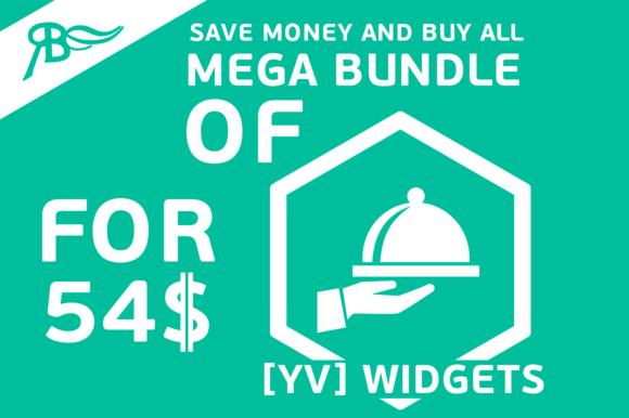 Mega Bundle Of Muse Widgets