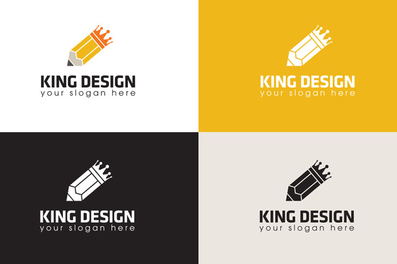 King Design Logo