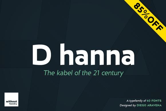 D Hanna 85% Off