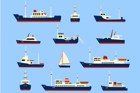 Ships Set