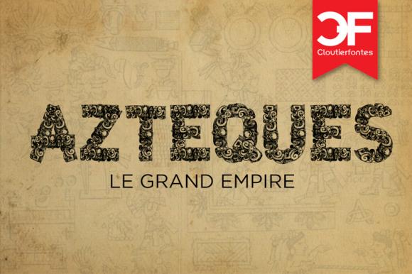 CF Azteques Font