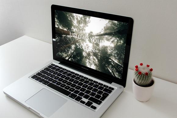 MacBook In Action