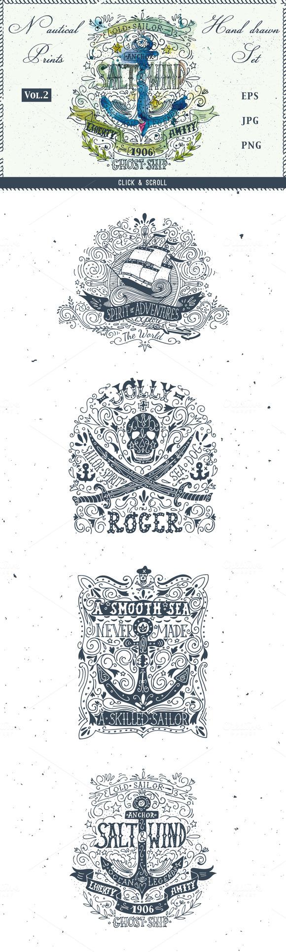 Sailor Spirit Nautical Collection