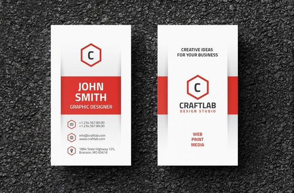 Creative Corporate Business Card-27