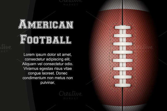 Background Of American Football