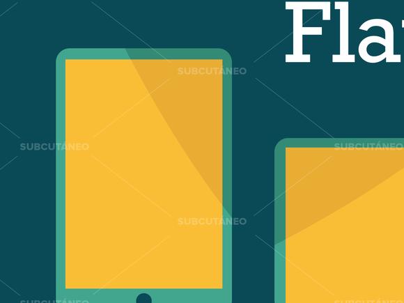 Flat 2 Icons
