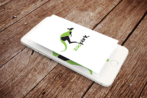 Animal Zoopark Logo Template