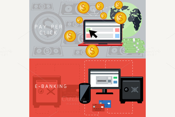 E-banking And Pay Per Click Cards