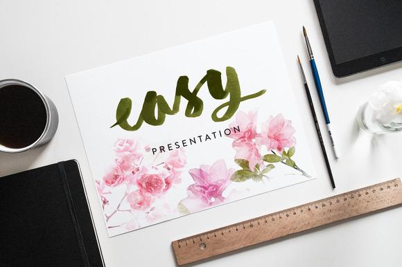 Presentation Scenes