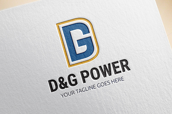D G Power Logo