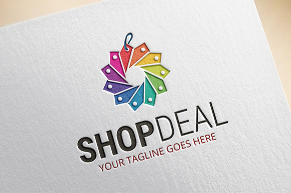 Shop Deal Logo
