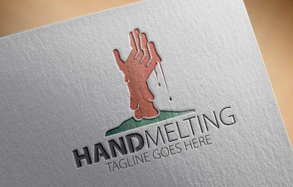 Hand Menlting Logo