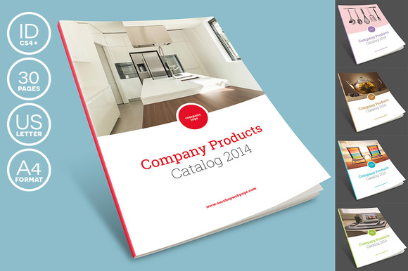 Flat Product Catalog