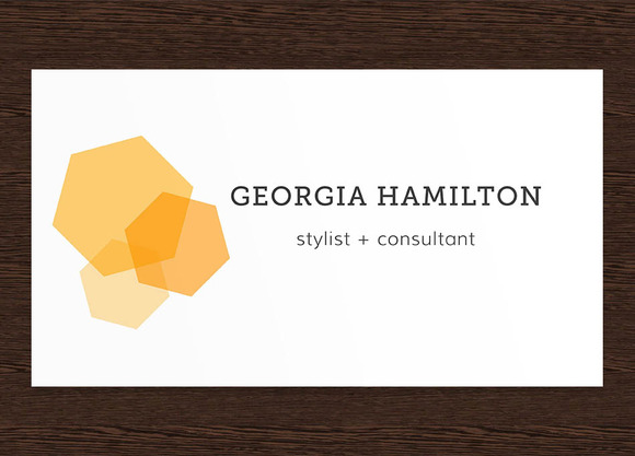 Stylist Consultant Logo PSD
