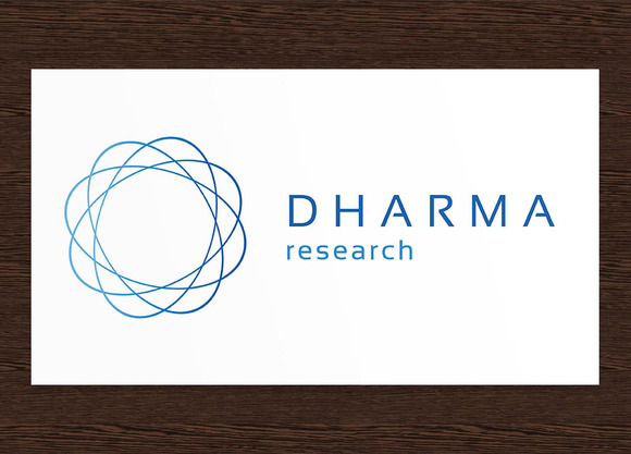 Dharma Research Logo PSD