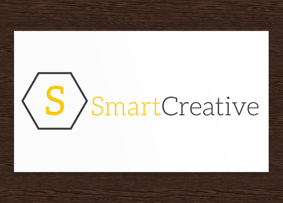Smart Creative Logo PSD Template