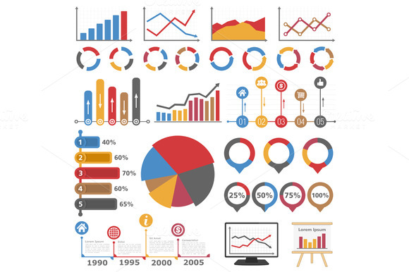 Graphs And Diagrams Collection