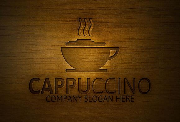 Cappuccino Logo