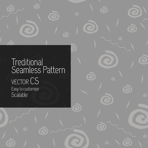 Traditional Sealess Pattern