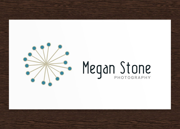 Megan Stone Photography Logo PSD