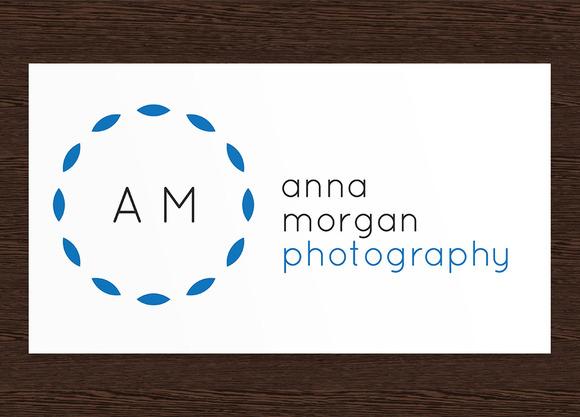Anna Morgan Photography Logo PSD