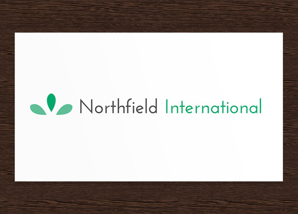 Northfield International Logo PSD