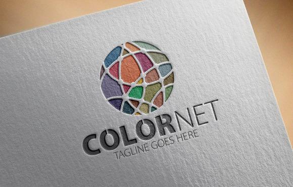 Color Network Logo