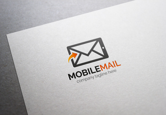 Mobile Mail Logo