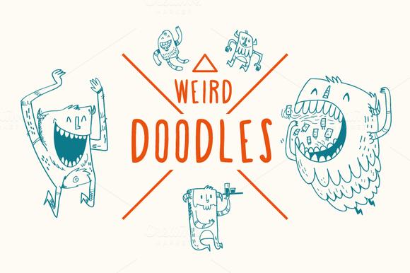 Weird Doodles