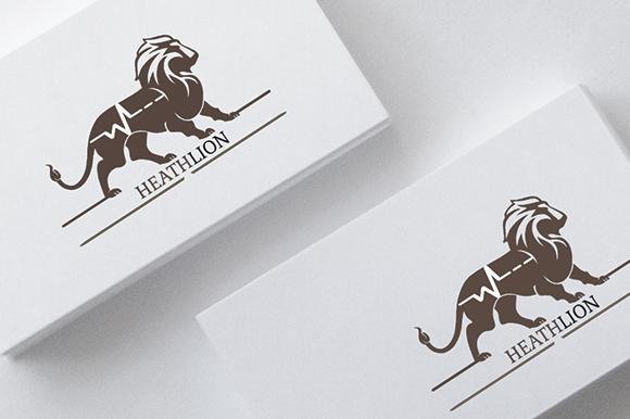 LION HEATHLION Logo