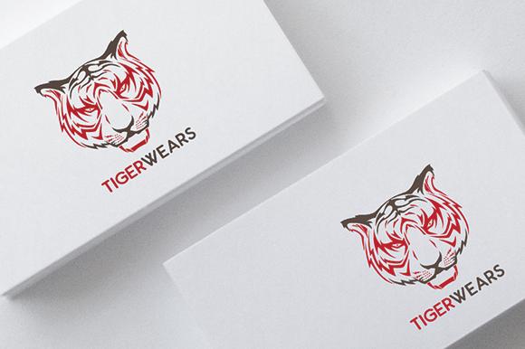 Tiger Tigerwears Logo