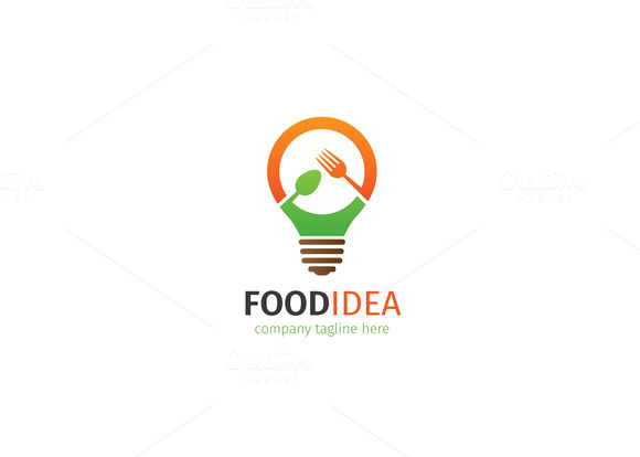Food Idea Logo