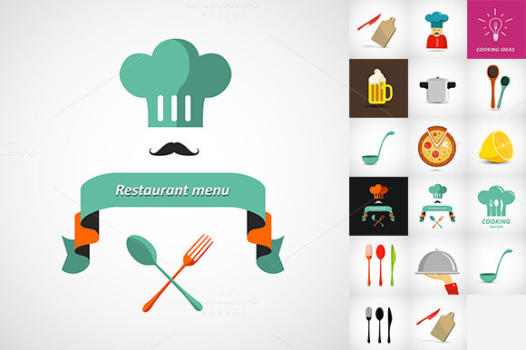 Restaurant Objects
