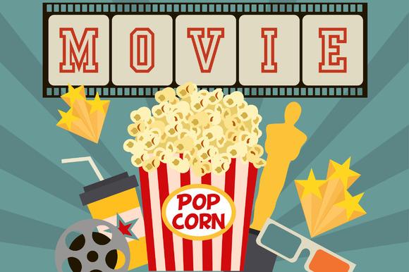 Movie Party Set