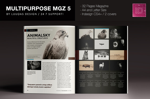 Multipurpose Magazine 5
