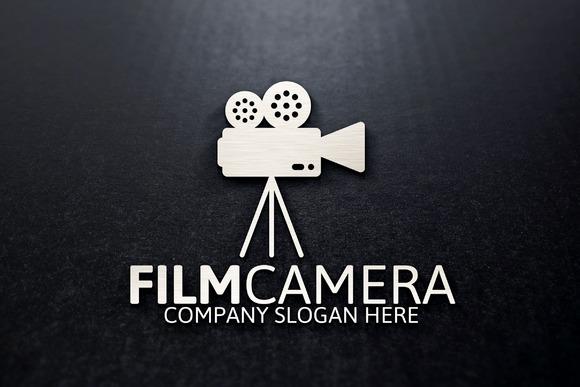 Film Camera Logo