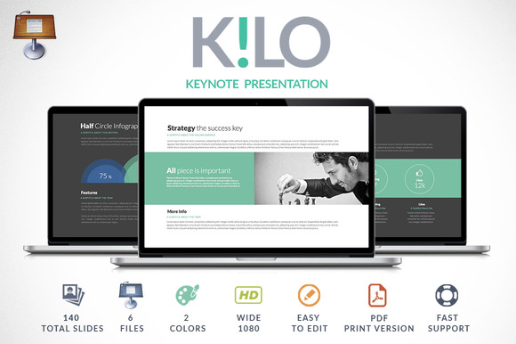 Kilo Keynote Presentation