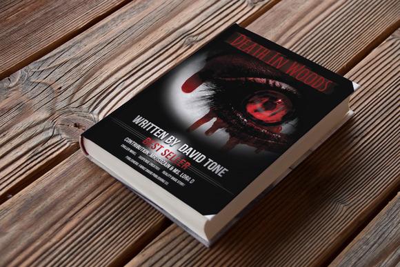 Horror Book Cover Vol-05