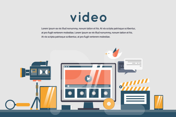 Video Marketing Man Record Video