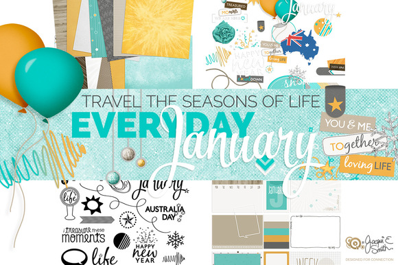Everyday January { Bundle }