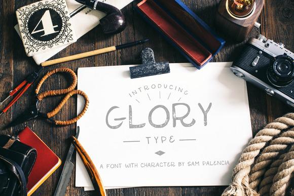 Glory Type