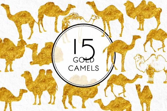 Gold Camel