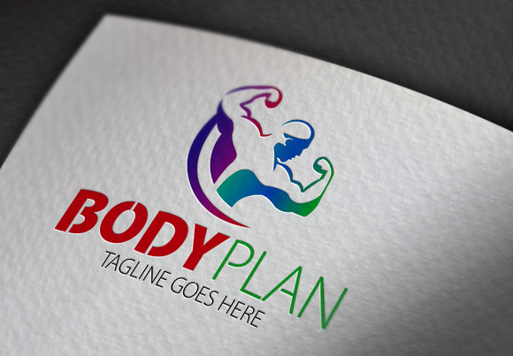 Body Plan Logo