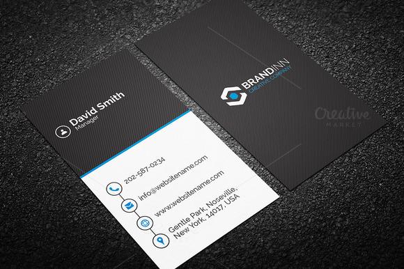 Simple Creative Business Card 54