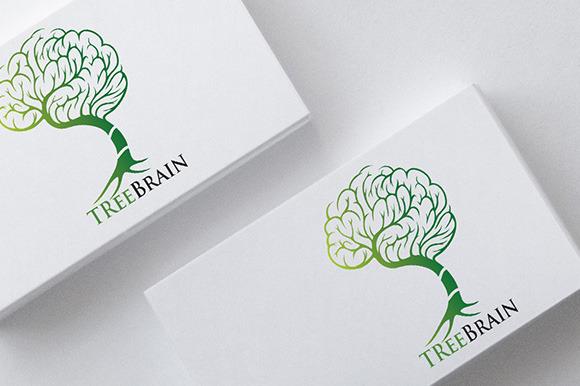 Tree Treebrian Logo