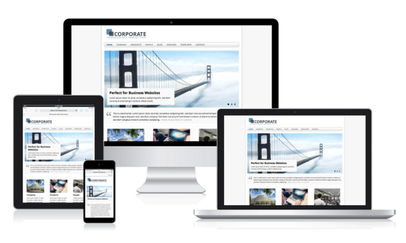 MH Corporate Business WP Theme