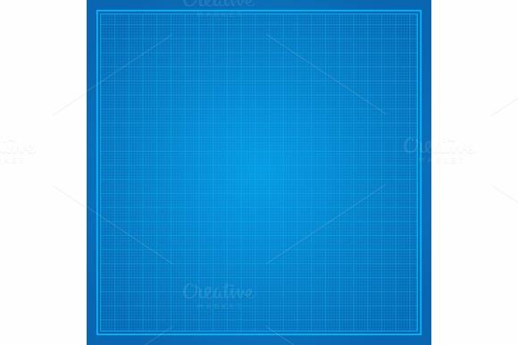 Vector Blueprint Background